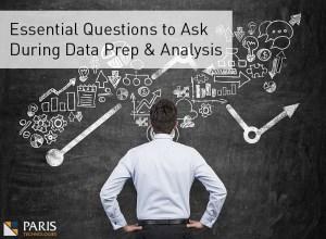 Data Preparation and Data Analysis