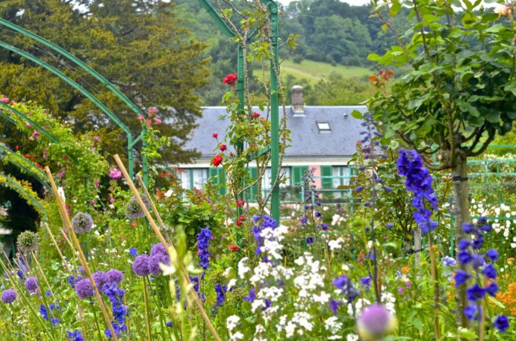 Monet's gardens at Giverny: an ideal spot for a quick jaunt outside the city, or even an overnight stay.