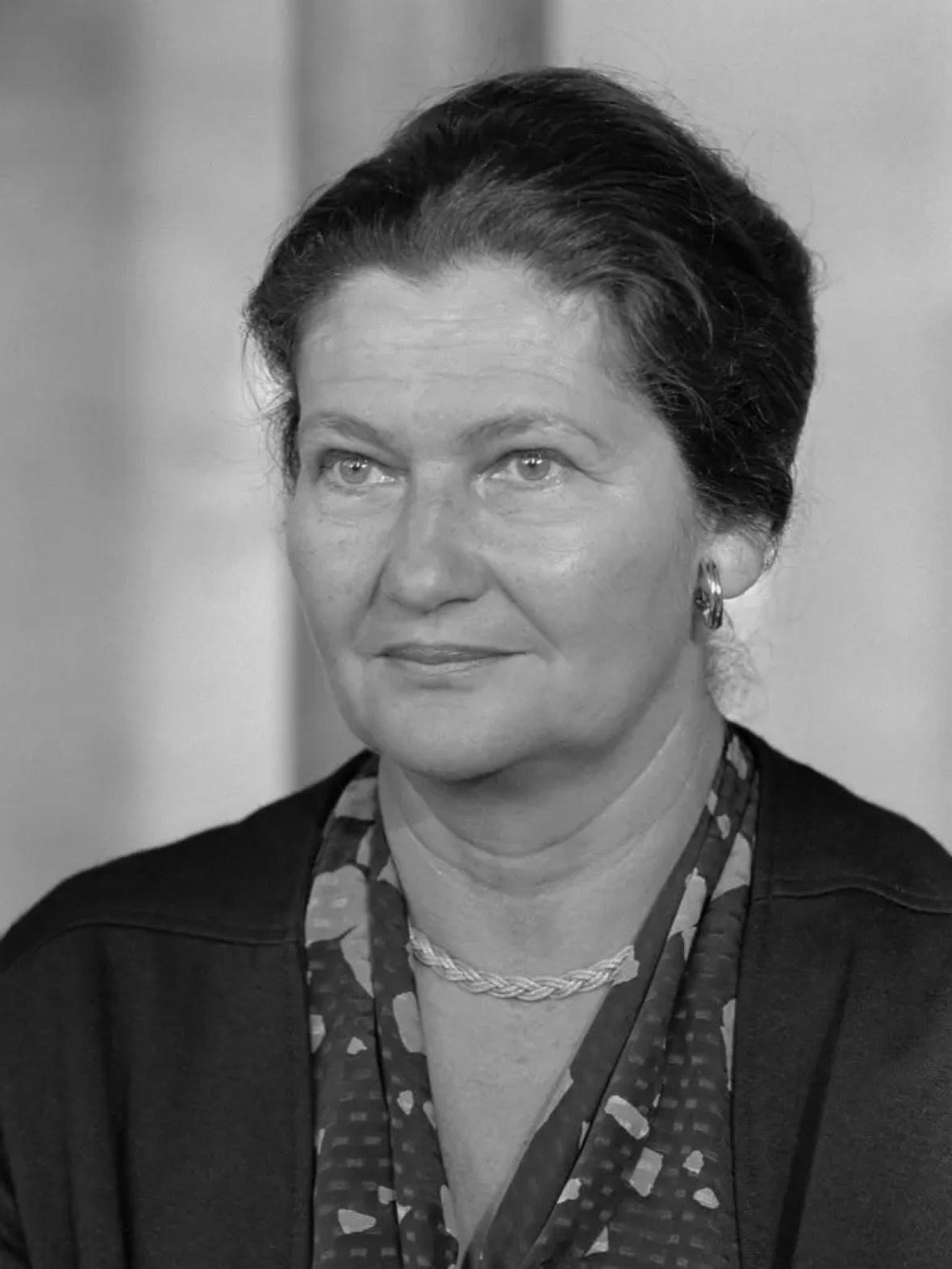Simone Veil (1984)
