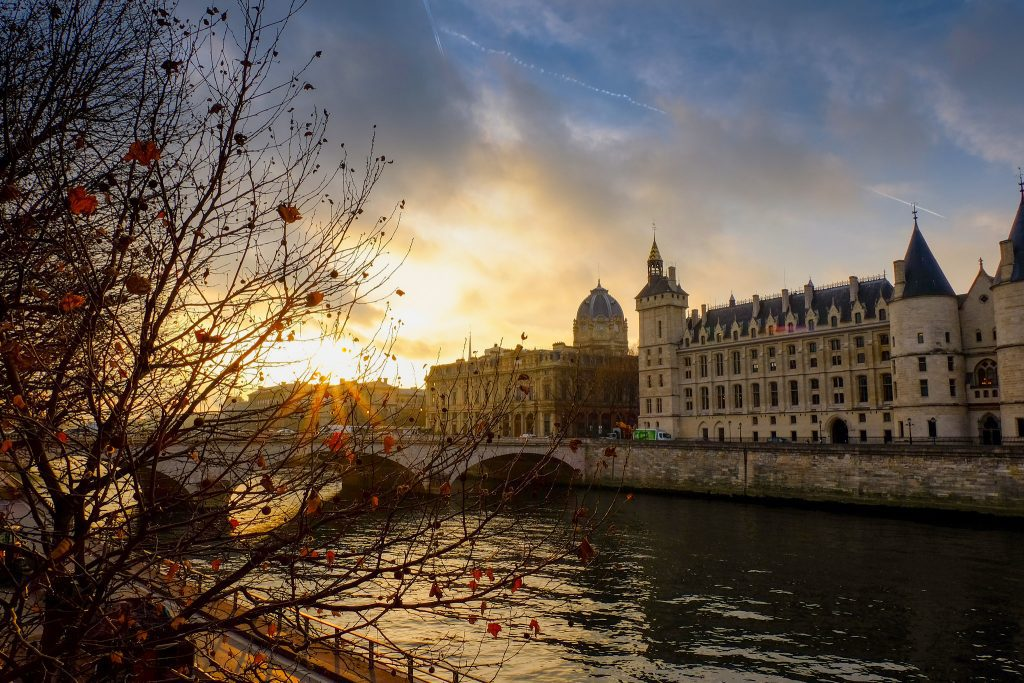 The Conciergerie in Paris, shot on a cold winter morning. Maurice Svay/Creative Commons
