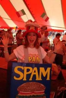 Spam Celebration