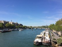 Seine River boats