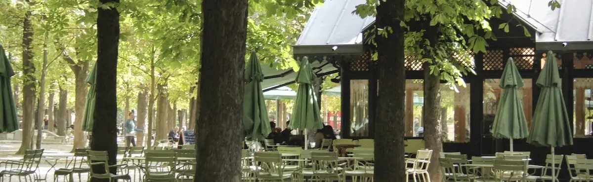 paris writing retreats june 2021 itinerary la terrasse de madame jardin du luxembourg