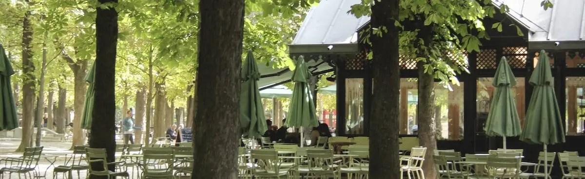 paris writing retreats june 2021 itinerary la terrasse de madame jardin du luxembourg