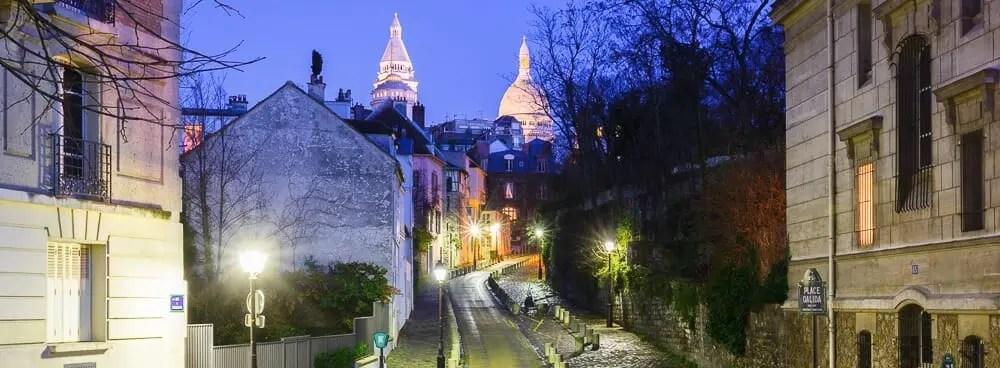 Sacre Coeur paris writing retreats june 2021 itinerary