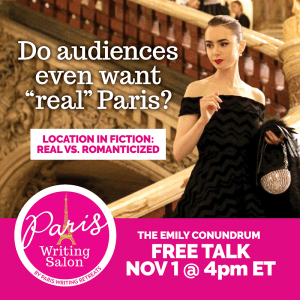 emily in paris - do audiences want the real paris?
