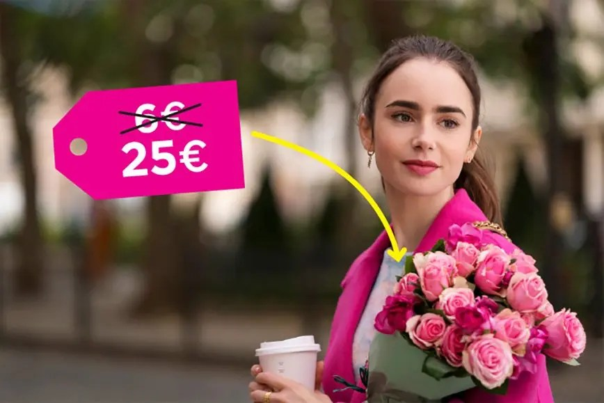 emily in paris the real price of roses