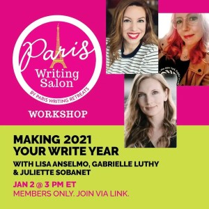 making 2021 your write year