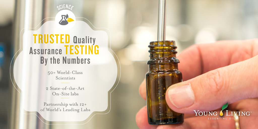 Young Living Membership - Essential Oil 101