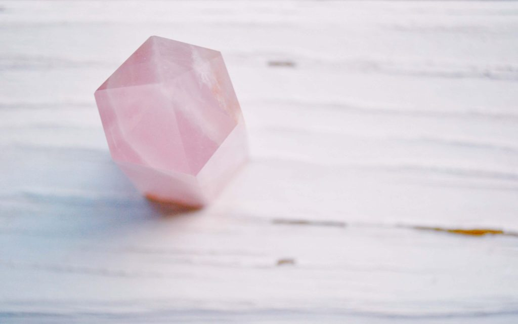 Crystal with Reiki - Reiki Infused Crystal Healing