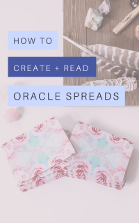 Beginner's Guide to Reading Oracle Cards