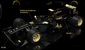 "Invasion of the Black and Golds: Bahar says, ""Four Lotus cars on grid suits me"""