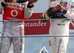 Who is the real winner of the recent driver shakeup in Formula One?