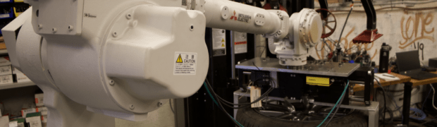 Your next tire change could be performed by a robot