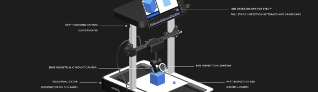 Elementary Robotics is making its quality assurance robots commercially available