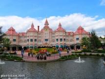 Pin Disneyland Paris Hotel Cheyenne