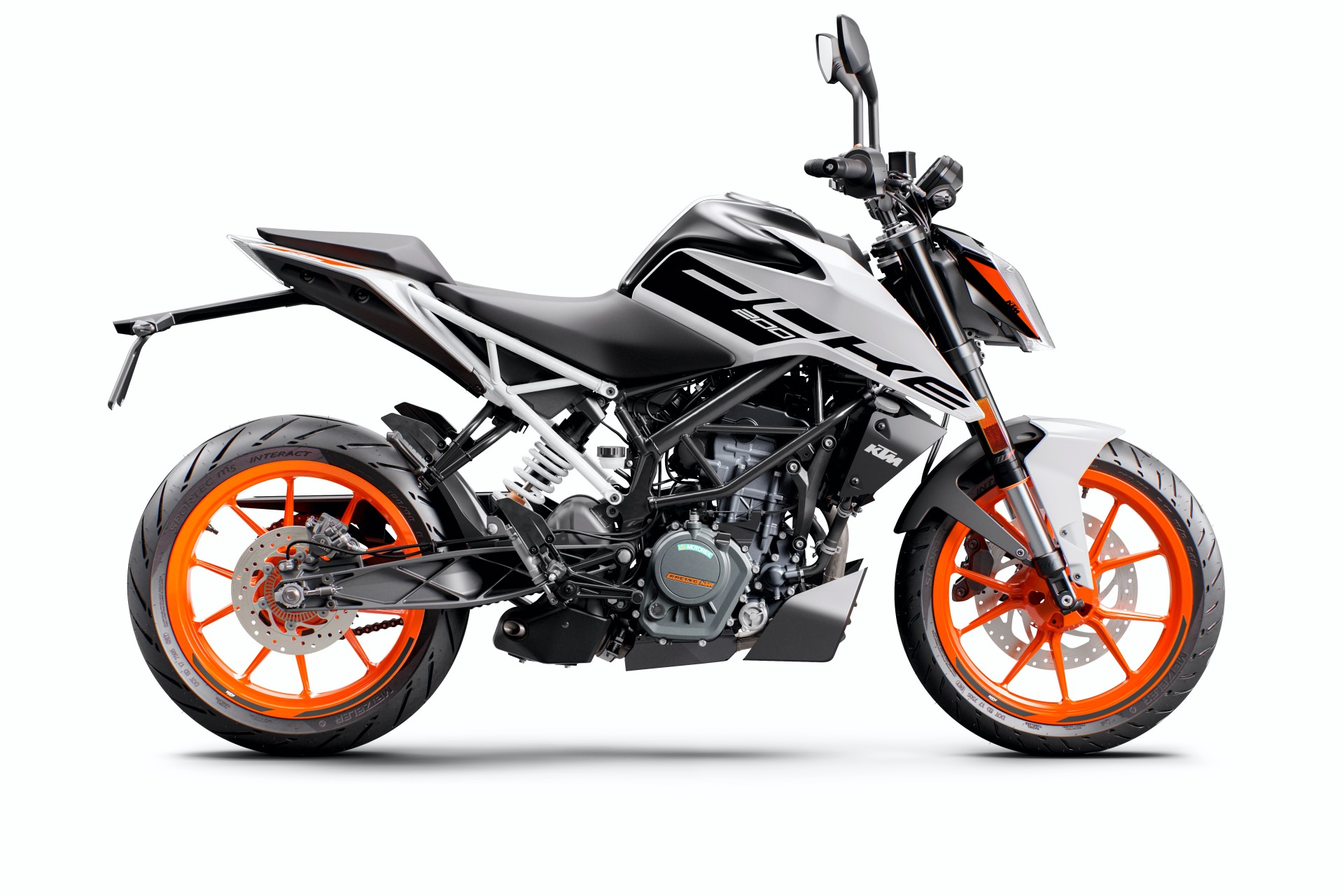 KTM launches BS6 compliant RC 200 & all-new 200 Duke | Shifting-Gears
