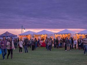 Burlington Waterfront Hosts Oktoberfest