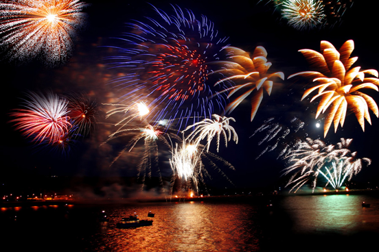 Independence Day – July 3rd Fireworks in #BTV