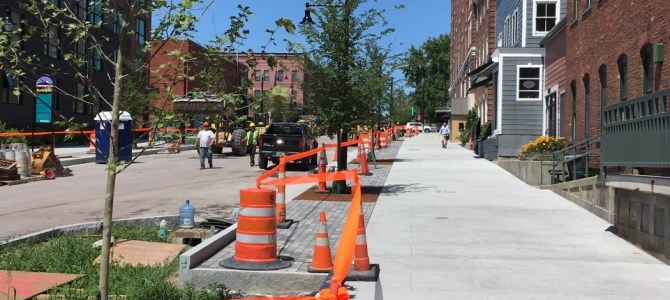St. Paul Street Construction Update 8/13/19