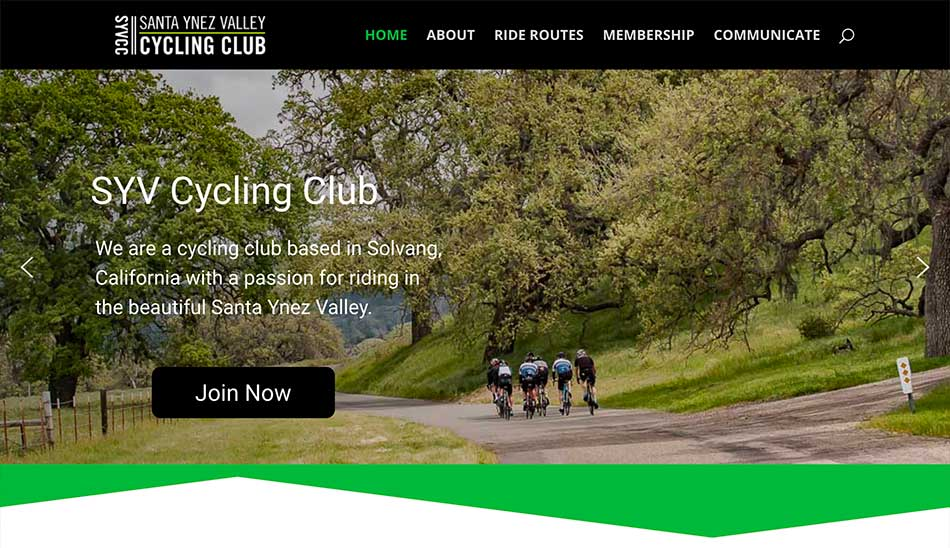 SYV Cycling Club