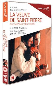 La Veuve De Saint Pierre : veuve, saint, pierre, Patrice, Leconte's, Veuve, Saint-Pierre, Circus'