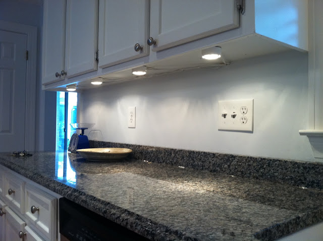 Tips From The Handyman Kitchen Cabinet Lighting Park Cities