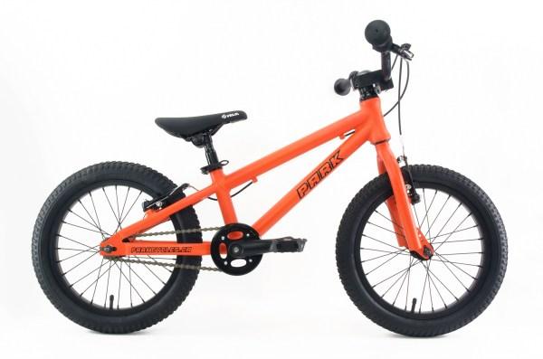 "PARK Cycles - 16"" Pedal Bike - Fire Orange"