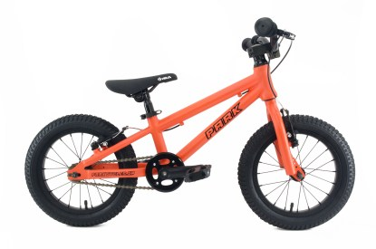 "PARK Cycles - 14"" Pedal Bike - Fire Orange"