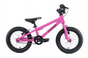 """PARK Cycles - 14"""" Pedal Bike - Intense Pink"""