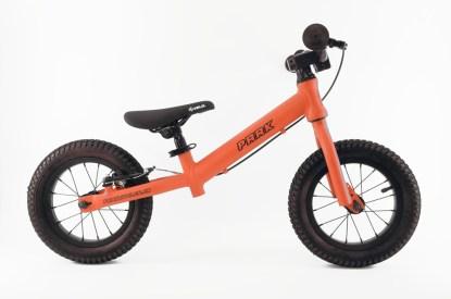 "PARK Cycles - 12"" Balance Bike - Fire Orange"