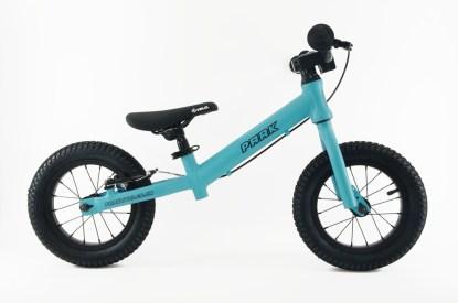 "PARK Cycles - 12"" Balance Bike - Minty Fresh"