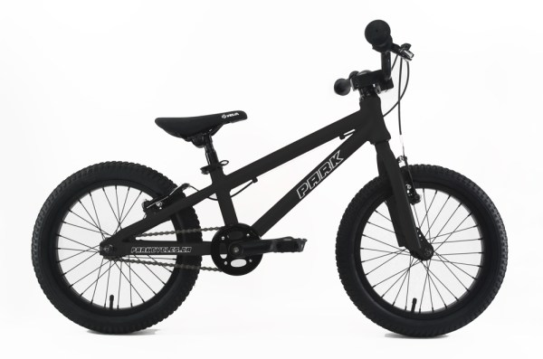 2021 PARK 16 Pedal Bike - Jet Black