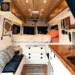 Ford Transit Camper Conversion Ideas Inspiration Parked In Paradise