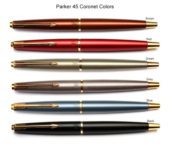 coronet-colors