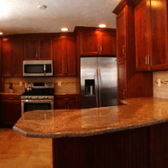 Kitchen Remodelers Solid Wood Shaker Cabinets Remodeling Projects In Bloomington Il Parker Builders Inc