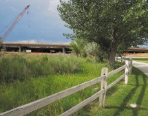 Cherry Creek Trail Bridge