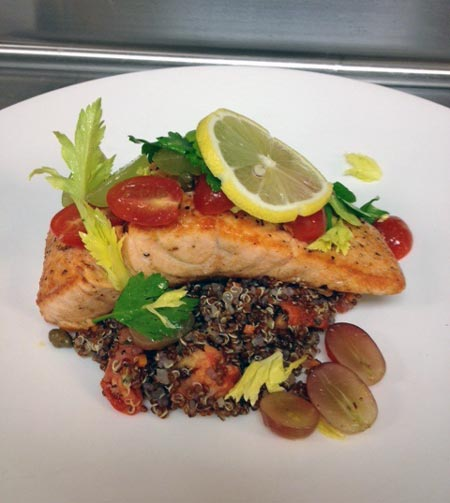Salmon pinery country club