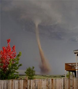 Parker Co Weather >> Tornado Information For Parker Co Residents Parker Colorado