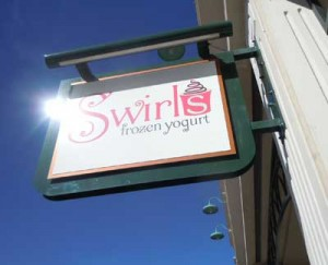 Swirls Frozen Yogurt Shop parker co