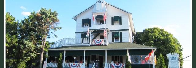 < Parker House >