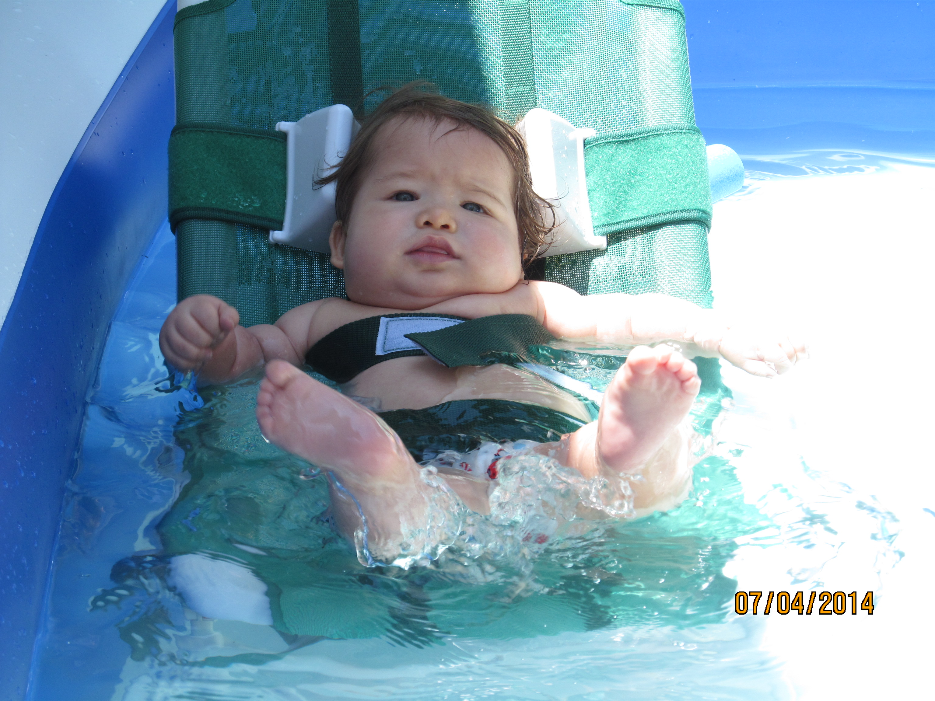 otter bath chair kids desk with parkermeetsworld s blog a peek into my life as special needs mom review on our there were only few videos this so i thought d do we like because it is very