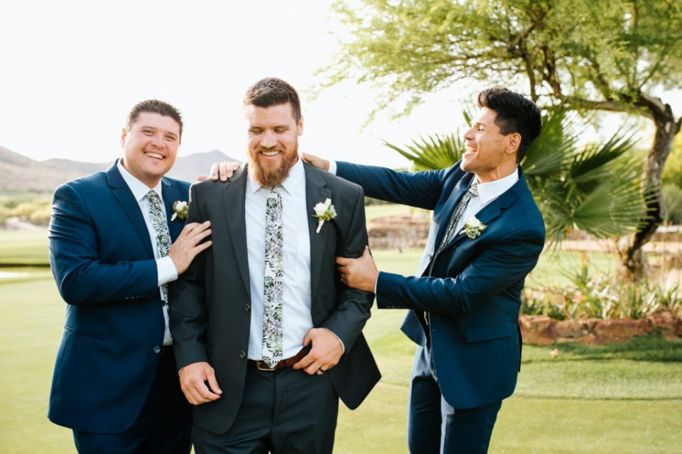 Arizona groomsmen