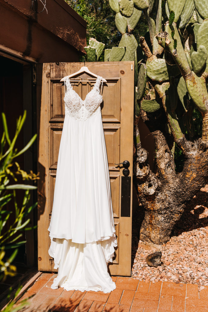 Arizona wedding dress