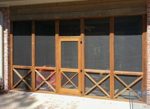 Screened Patio