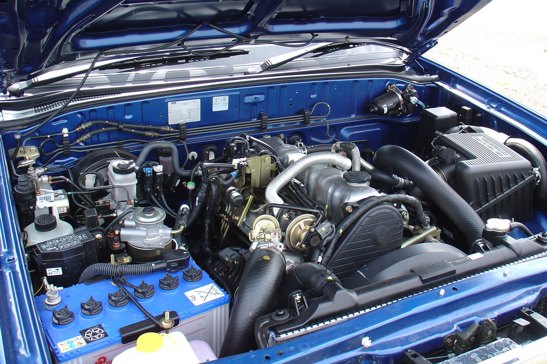 hight resolution of ford ranger 1999 2006 engine