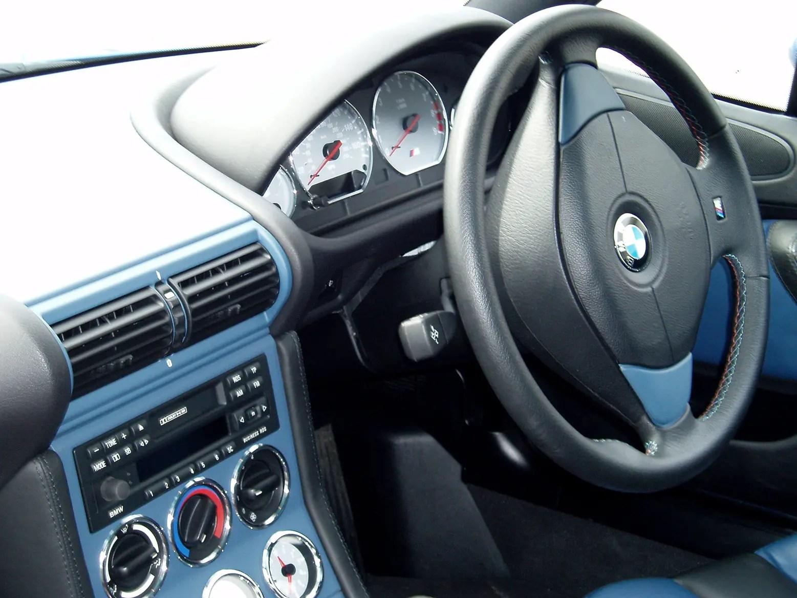 hight resolution of bmw z3 interior