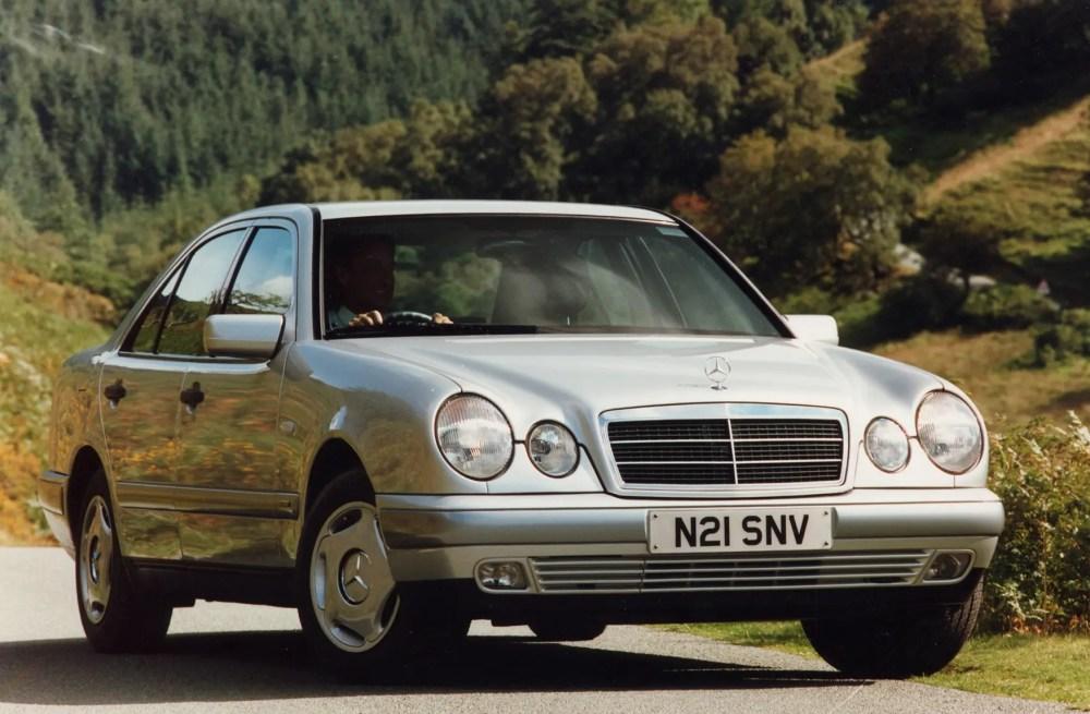 medium resolution of 1997 mercede benz e clas