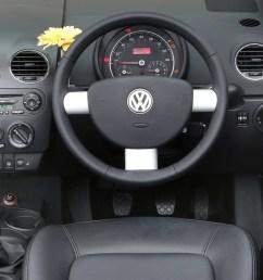 volkswagen beetle cabriolet 2003 2010 features equipment and accessories parkers [ 1752 x 1125 Pixel ]