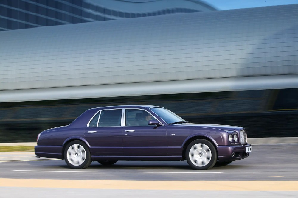 medium resolution of bentley arnage saloon 1998 2009 features equipment and accessories parkers